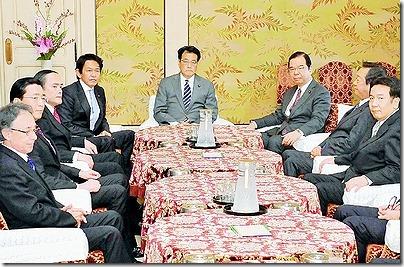 2月19日5野党党首会談で合意